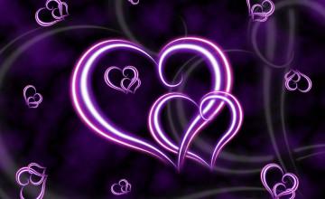 Hearts Wallpaper for Desktop
