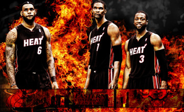 Heat Wallpaper 2014