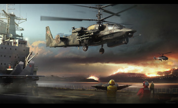 Helicopter Wallpapers High Resolution