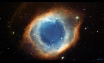 Helix Nebula Wallpaper
