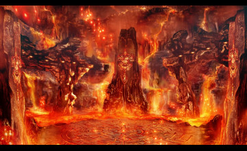 Hell Backgrounds