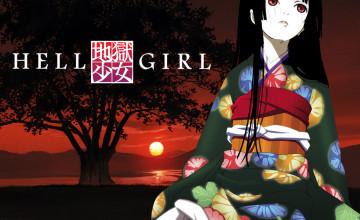 Hell Girl Wallpaper