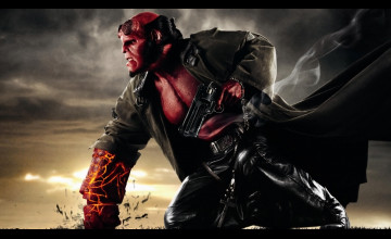 Hellboy 3 Wallpaper