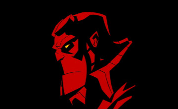 Hellboy Wallpapers for Phones