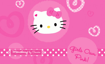 Hello Kitty Backgrounds For Computers
