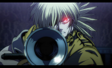 Hellsing Ultimate Seras Victoria Wallpaper