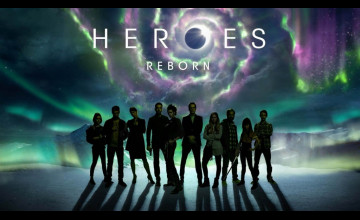 Heroes Reborn Wallpaper
