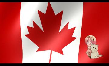 Hetalia Canada Wallpaper
