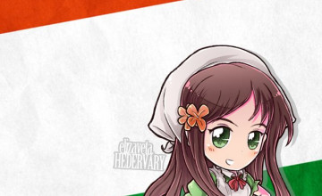 Hetalia iPhone Wallpaper