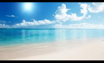 High Definition Beach Wallpaper