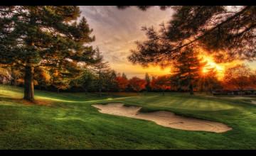 High Resolution Golf Wallpaper