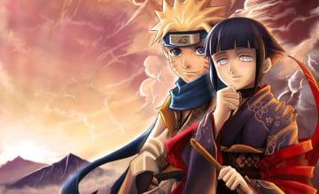 Hinata And Naruto Wallpaper