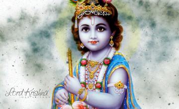 Hindu God Wallpaper Krishna