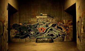 Hip Hop Graffiti Wallpaper