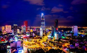 Ho Chi Minh City Wallpapers