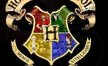 Hogwarts Crest Wallpaper