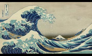 Hokusai Wallpapers