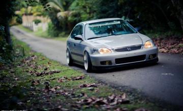 Honda Civic 99 Wallpapers