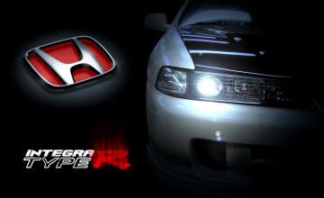 Honda Integra Type R Wallpaper