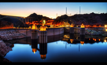 Hoover Dam Wallpapers