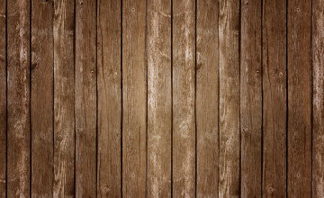 Horizontal Weathered Barn Wood Wallpaper