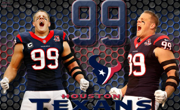 Houston Texans Wallpaper JJ Watt