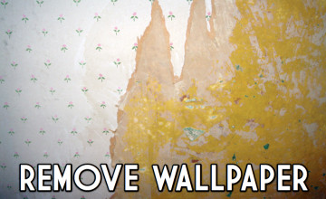 How Do You Remove Wallpaper