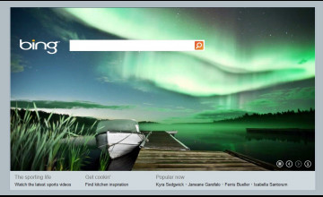 How to Animate Bing Wallpaper