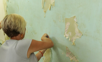 How to Remove Old Wallpaper Easily