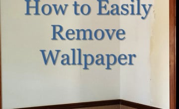 How to Strip Wallpaper Easily