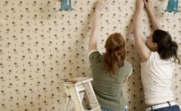How to Take Wallpaper Off