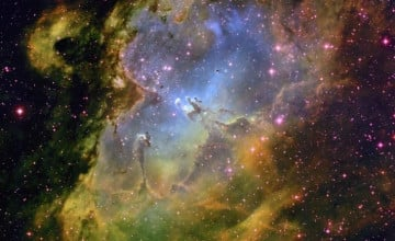 Hubble Images Wallpaper