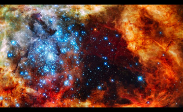 Hubble Wallpaper 1366 X 768