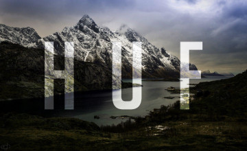 HUF Backgrounds
