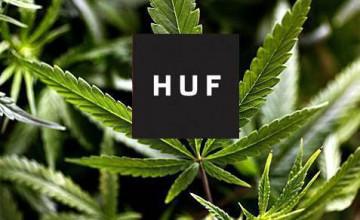 HUF Weed Wallpaper