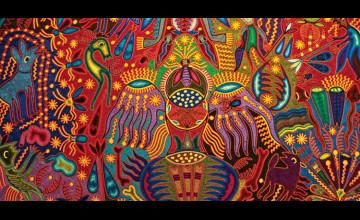 Huichol Wallpaper