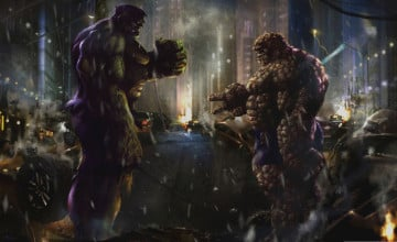 Hulk 2 HD Wallpaper
