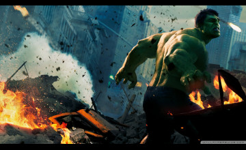 Hulk 2 Wallpapers