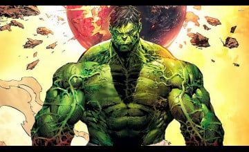 Hulk Comic Wallpapers