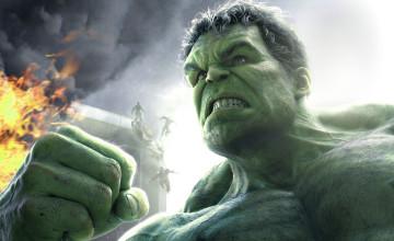Hulk On Fire Wallpapers