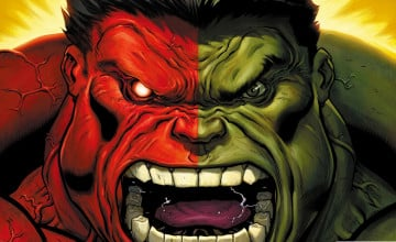 Hulk Vs Red Hulk Wallpapers