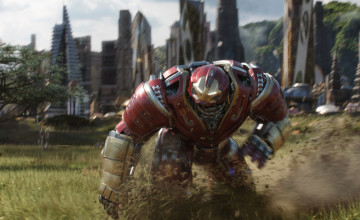 Hulkbuster Infinity War Wallpapers