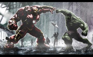Hulkbuster Wallpapers