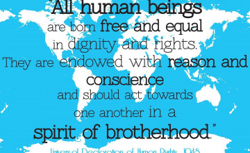 Human Rights Day Wallpapers