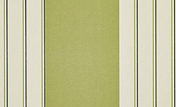 Hunter Green Striped Wallpaper