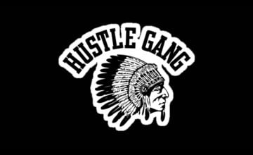 Hustle Gang Wallpaper