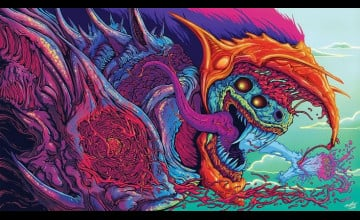 Free Download Hyper Beast 4k Wallpaper Uberall Farbe Hyper
