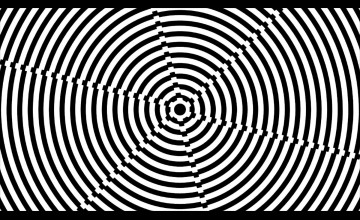 Hypnotized Wallpaper