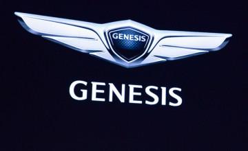 Hyundai Genesis Logo Wallpapers