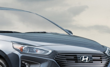 Hyundai Ioniq Wallpapers